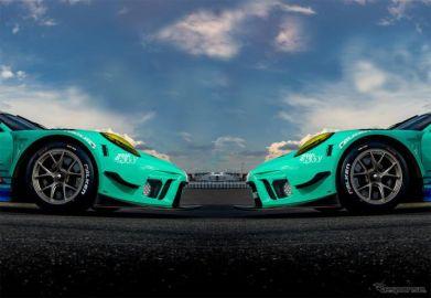【ニュル24時間】ファルケン、ポルシェ911 GT3R 2台体制で総合優勝を目指す