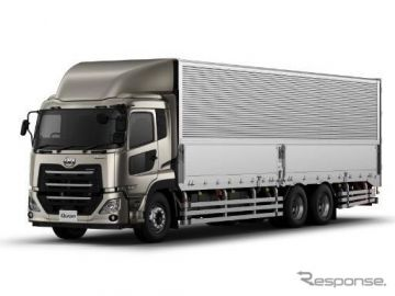 UDトラックス クオン、1万4000台をリコール 駐車ブレーキが解除できなくなるおそれ