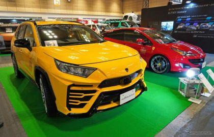 「関西最大級のモーターショー」大阪オートメッセ2020が開幕!注目車種イッキ見[フォトレポート]