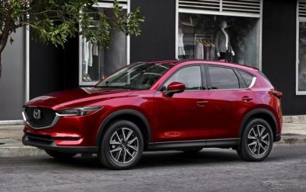 マツダの4車種、米IIHSの最高評価「トップセーフティ+」獲得…自動車メーカー最多