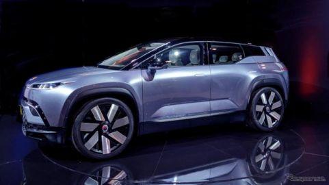 フィスカー初の電動SUV、『オーシャン』出展へ…ジュネーブモーターショー2020