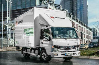 ダイムラー、EVトラックの充電インフラ設置を世界規模で開始…三菱ふそう eキャンター の顧客も対象
