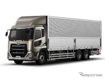 UDトラックス クオン、6500台をリコール オーバーヒートするおそれ