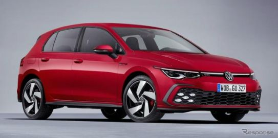 VW ゴルフGTI 新型、オンラインストリームで発表へ 3月3日