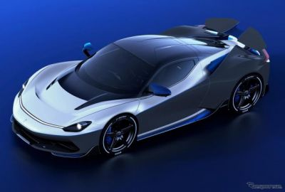 ピニンファリーナ創業90周年記念車、『バッティスタ・アニヴェルサーリオ』…限定5台で260万ユーロ