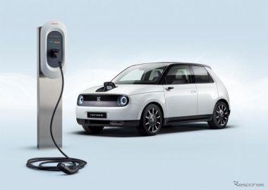 ホンダ、EV向けエネルギーマネジメントサービスを2020年中に欧州で開始