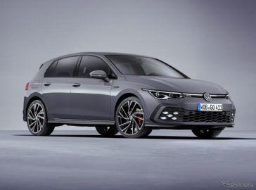 VW ゴルフ 新型にディーゼル版 GTI、「GTD」を欧州発表