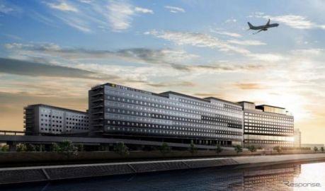 羽田エアポートガーデンが4月21日にグランドオープン…あらたな高速バス路線も開設