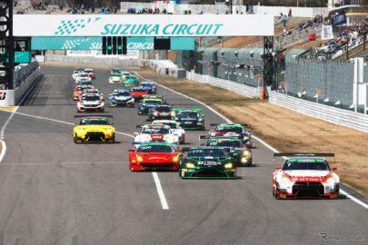 【スーパー耐久 開幕戦】11月に延期、鈴鹿サウンド・オブ・エンジン2020は中止