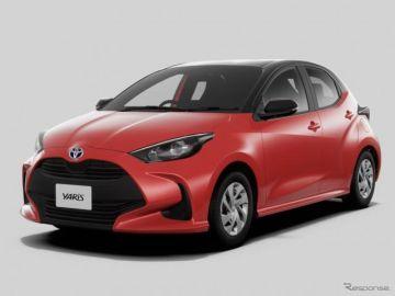 【トヨタ ヤリス 新型】曙ブレーキ、フロントブレーキパッドを納入