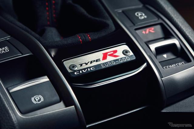 ホンダ シビック タイプ r 改良 新型 に 軽量 仕様 リミテッド エディション 今夏 欧州 発売 へ