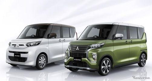 【三菱 eKクロススペース・eKスペース 新型】販売開始、すでに5000台を受注