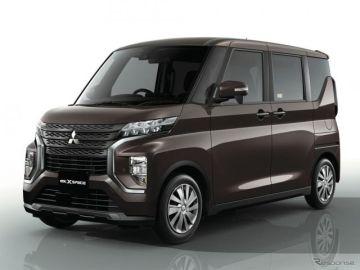 【三菱 eKクロススペース・eKスペース 新型】ヨコハマタイヤ BluEarth-FE AE30 を新車装着