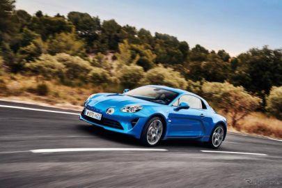 """【アルピーヌ A110 新型】""""Fun to Drive""""を体現するコンパクトスポーツ まとめ…価格や高性能モデル、試乗記"""