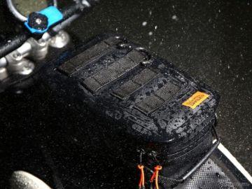 取り外し2秒、防水タンクバッグ発売 ドッペルギャンガー