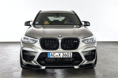ACシュニッツァー、BMW X3M 新型をカスタマイズ…600馬力に強化