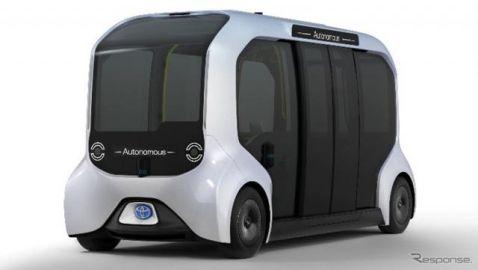 トヨタ、東京オリンピック・パラリンピック延期でモビリティ提供も仕切り直し…電動車主体に3700台を計画