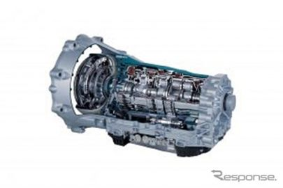 ジヤトコ、FR車用9速オートマチックトランスミッションを新開発