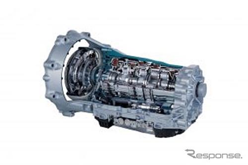 FR車用9速オートマチックトランスミッション「JR913E」《画像:ジヤトコ》
