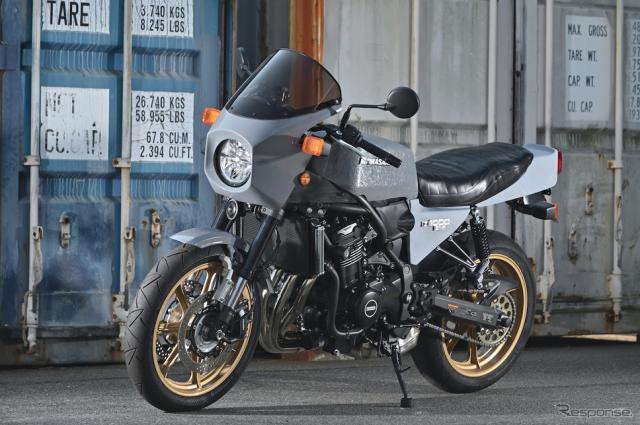 ドレミコレクション Z900RS改「Z1-R」《画像提供 ドレミコレクション》