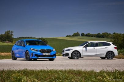 BMW 1シリーズ 新型、クリーンディーゼルモデルを追加 価格は385万円より