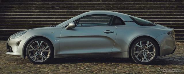 アルピーヌ A110 に「リネージ GT」、全世界400台限定…予約受注をフランスで開始