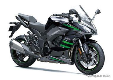 カワサキ、Ninja 1000SX 発売へ…進化を遂げたスポーツツアラー