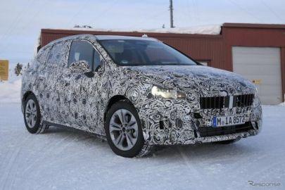 BMW初のFFモデルが大進化…「アクティプツアラー」次期型はここが変わる!
