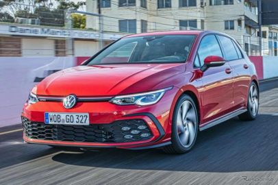 VW、初のバーチャルモーターショー開催… ゴルフ GTI 新型を発表