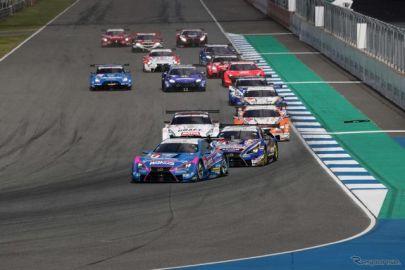 【SUPER GT】タイ、マレーシアも延期…新カレンダー案