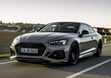 アウディ A5クーペ 改良新型に最強の「RS5」、今春欧州発売へ…8万3500ユーロから