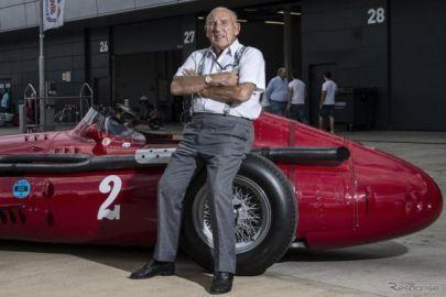 マセラティ、スターリング・モス氏を追悼…1950年代に「250F」で活躍