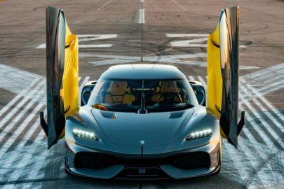 ケーニグセグ初の4シーター、『ジェメラ』…MAX400km/hスーパーカーの新画像