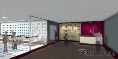 地図の博物館「ゼンリンミュージアム」、新型コロナ緊急事態宣言を受けオープン延期