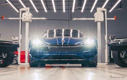 カルマ初のEV、『レヴェーロ GT E』発表…0 96km/h加速は3.9秒以下
