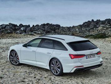 アウディ A6 アバント 新型に新世代PHV、燃費52.6km/リットル…欧州発表