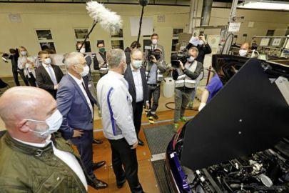 VW、ドイツ本社工場で生産再開… まずは ゴルフ 新型から