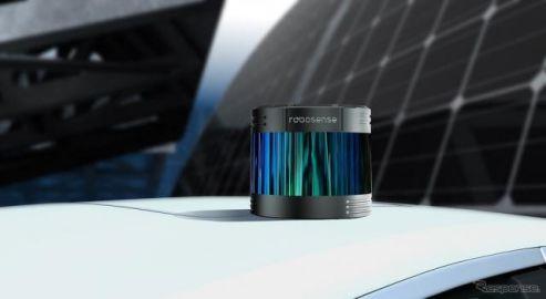 ZMP、超高精細128レイヤー3D-LiDAR発売…自動運転レベル4・5向け