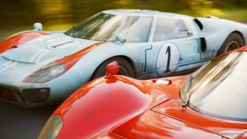 『フォードvsフェラーリ』、ブルーレイ+DVDセットと4K UHDで発売