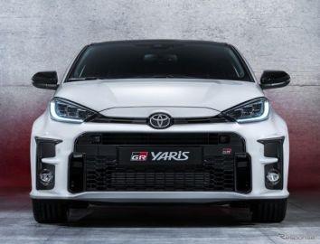 米トヨタ、「GR」のホットハッチを導入へ… ヤリス 以外の可能性も