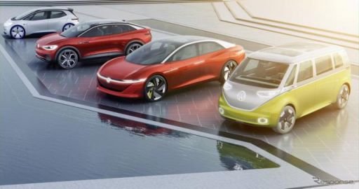 VWグループ、電動化を加速…バッテリー合弁工場に追加投資