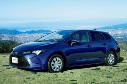 トヨタ、2リットルエンジン搭載の カローラツーリング 限定車発売へ…2つの特別仕様車も設定
