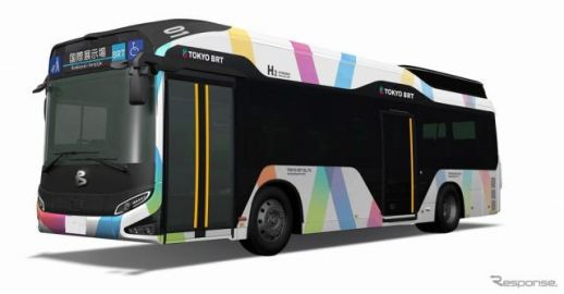 東京BRTのプレ運行開始を延期 新型コロナウイルス感染防止対策