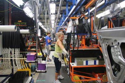 GMの北米最大工場、100%太陽エネルギーで稼働へ…キャデラックSUVの製造拠点