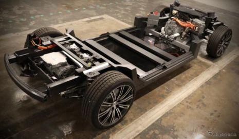 カルマの次世代電動車向け車台、ピックアップトラックにも拡大展開へ