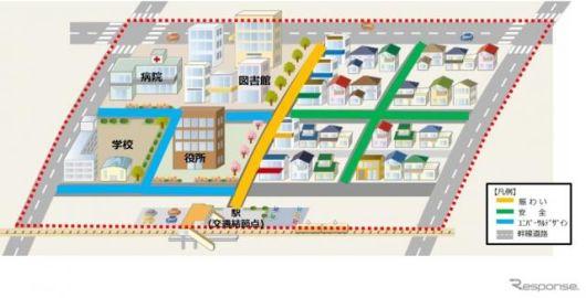 新たなモビリティに対応する道路空間のあり方 国交省が検討へ