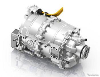 ZF、電動ドライブ「CeTrax」を今夏から量産へ…公共交通向け