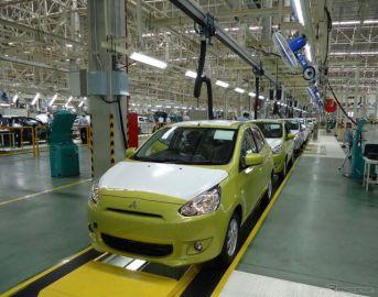 三菱自動車、新型コロナによる工場稼働の影響---フィリピン再開は調整中