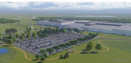 GM、次世代EV向けバッテリーの工場を建設開始… ハマー EV などに搭載へ