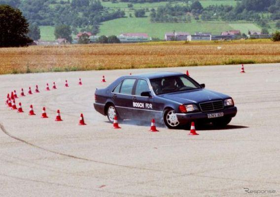 ボッシュのESC、欧州で1万5000人以上の命を救う…自動運転の基礎技術に位置付け